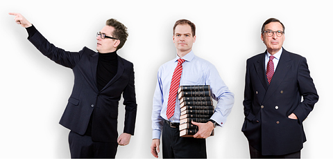 Rechtsanwälte Dr. Sebastian Barta, Prof. Dr. Sebastian Geiseler-Bonse, LL.M, Rechtsanwalt und Notar Rainer-H. Bonse