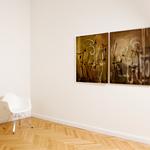 Bilder der Künstlerin und Designerin Anna Geiger