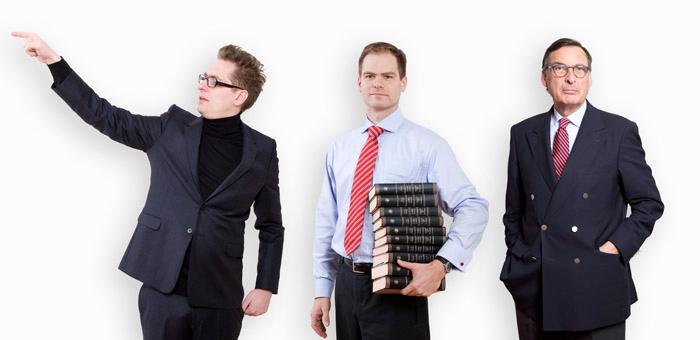 Rechtsanwälte Dr. Sebastian Barta, Dr. Sebastian Geiseler-Bonse, LL.M, Rechtsanwalt und Notar Rainer-H. Bonse